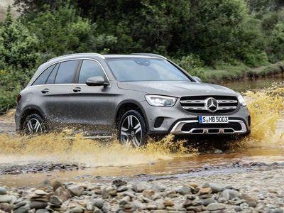 begagnad Mercedes GLC300 - Benze 4MATIC SE Edition Privatleasing