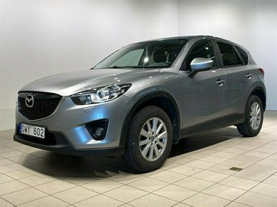 begagnad Mazda CX-5 2.0 Skyactiv-G Advance Drag PDC