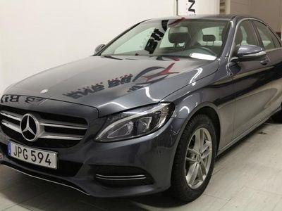 begagnad Mercedes C220 BLUETEC AUT AVANTGARDE NAVI PDC