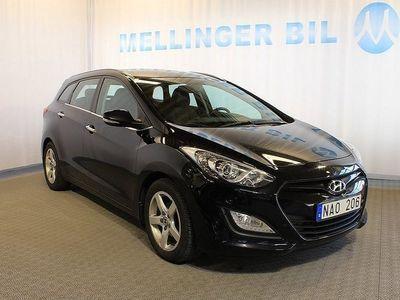 begagnad Hyundai i30 1,6 CRDi PREMIUM Keyless Kamera Drag