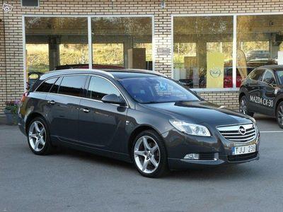 begagnad Opel Insignia Business ST 2.0 CDTI 4x4 (160hk) NYBYTT KAMREM