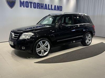 begagnad Mercedes 320 GLK BenzCDI 4M Panorama 2009, SUV Pris 139 900 kr