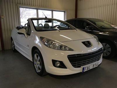 begagnad Peugeot 207 CC 1,6 VTi 120 hk