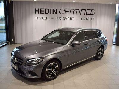 begagnad Mercedes C220 220d // NAV // DRAG // AVANTGARDE LINE