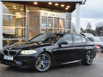 begagnad BMW M5 DCT 560hk BACKKAMERA GLASTAKLUCKA NAVI