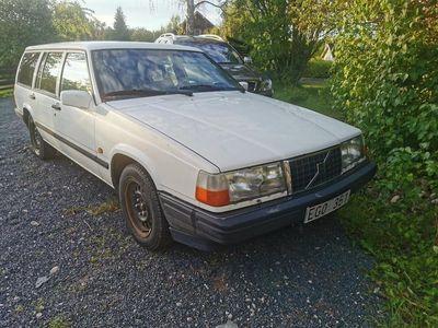 begagnad Volvo 945 GL snart skattefri