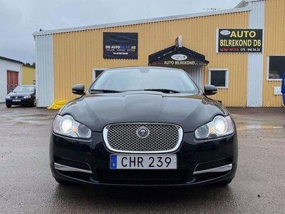 begagnad Jaguar XF 3.0d 241hk, FULLSERVAD, JULPRIS