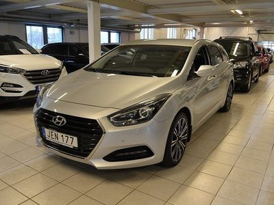 begagnad Hyundai i40 1.7 CRDi 141 Hk Comfort-Plus Komb