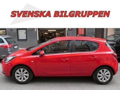 begagnad Opel Corsa 1.4 Enjoy Pluspaket PDC