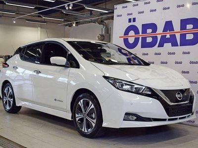begagnad Nissan Leaf Tekna (150hk) -19