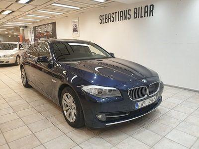 begagnad BMW 523 Sedan 204hk Endast 6200Mil Välvårdad