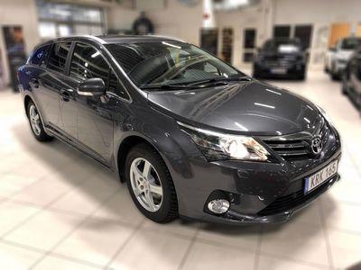 gebraucht Toyota Avensis Kombi 1.8 147hk, Drag, Motorvärmare, Backkamera, SoV-hjul