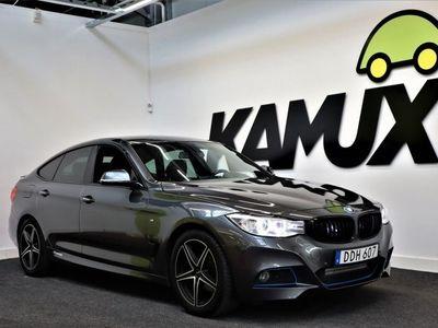 begagnad BMW 320 Gran Turismo d M-Sport | Navi | 360 |