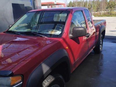 begagnad Chevrolet Colorado 2.8L