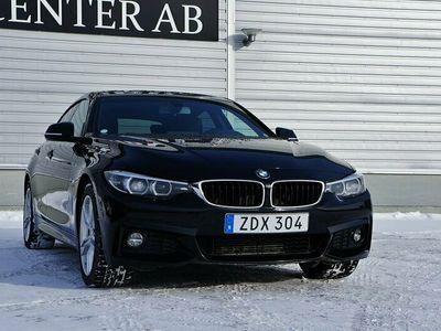 begagnad BMW 420 Gran Coupé d xDrive M Sport Navi Drag 190hk