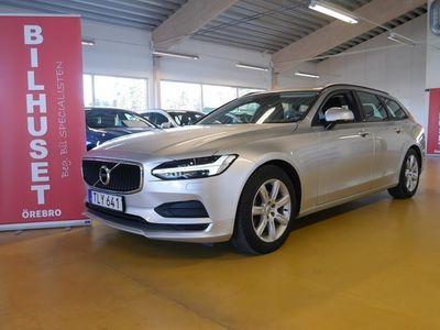 begagnad Volvo V90 D3 150 EU6 AWD AUT Business Drag Navi