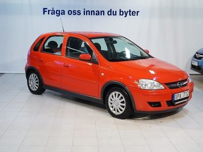 brugt Opel Corsa 5d 1.2 Silverline M5