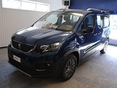 begagnad Peugeot Rifter L2 ALLURE PURETECH 130 AUT8