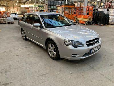 begagnad Subaru Legacy Wagon 2.0