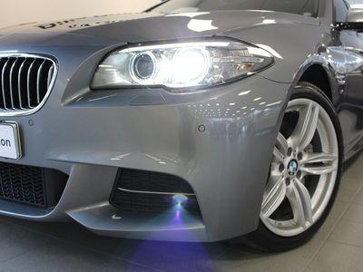 begagnad BMW 530 D xDrive M-Sport Winterpack Navi Drag