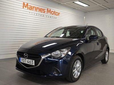 begagnad Mazda 2 5-dörrar Core 1.5 DEMO 90h Euro 6