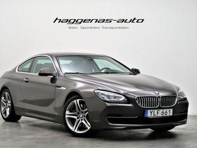 begagnad BMW 650 i / HUD / Bang & Olufsen / 450hk -13