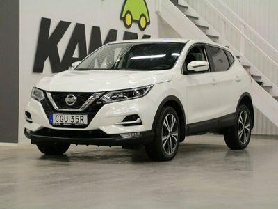 begagnad Nissan Qashqai 1.7 dCi 4WD Aut | N-Connecta | Navi | 150hk