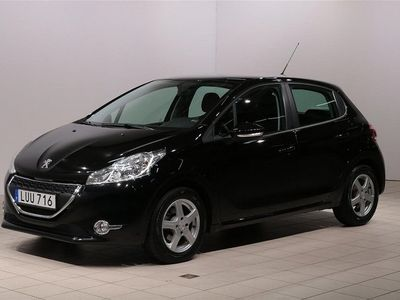 begagnad Peugeot 208 5D 1.2 VTi Active Limited