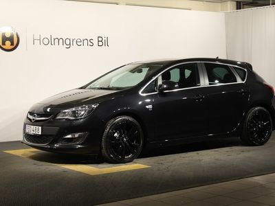 begagnad Opel Astra Sport 5dr 1.4 Turbo OPC-Line