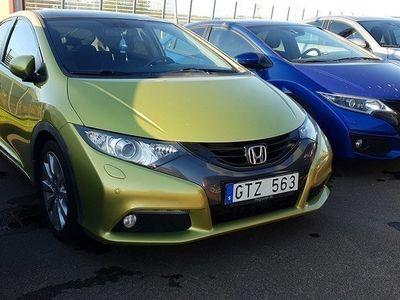 begagnad Honda Civic 1.8i Executive