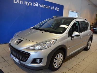 begagnad Peugeot 207 1,4 VTI OUTDOOR/Drag/Vinterhju -10