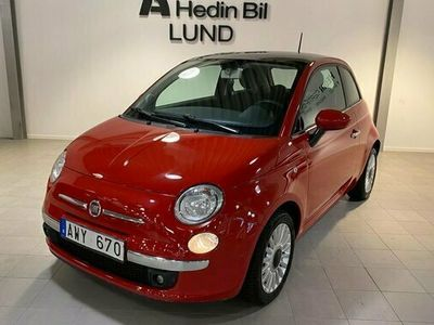 begagnad Fiat 500 1.2 / 69HK / Taklucka