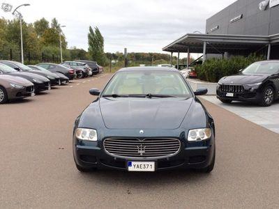 begagnad Maserati Quattroporte Petrol Blue -05