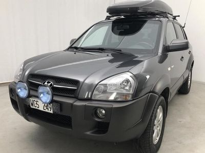 begagnad Hyundai Tucson 2.0 CRDi