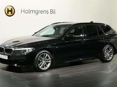 begagnad BMW 520 d xDrive Touring M-sport Winter Drag