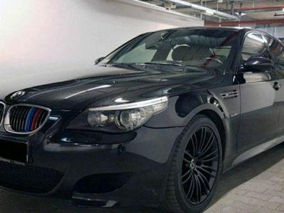 begagnad BMW M5 V10 507hk -05