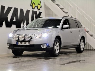 begagnad Subaru Outback 2,0D | Business | Drag
