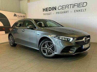begagnad Mercedes A250 - BenzKampanj / Privatleasing / Laddhybrid