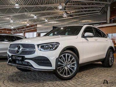 begagnad Mercedes 200 GLCd 4MATIC Coupé / AMG L