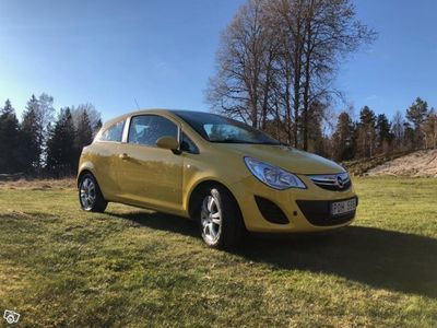 begagnad Opel Corsa 1.2 85 hk -13