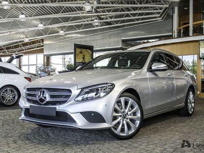gebraucht Mercedes C220 d 4MATIC // Premiumpkt & Värmare //