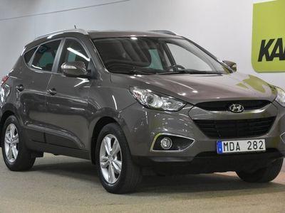 used Hyundai ix35 2.0 CRDi 4WD Aut Drag S&V-Hjul (184hk)