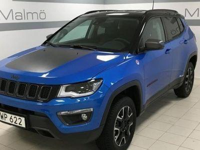 begagnad Jeep Compass Trailhawk 2019, SUV 289 900 kr