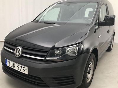 begagnad VW Caddy 2.0 TDI Skåp (75hk)