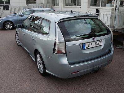 begagnad Saab 9-3 2011, Kombi 99 000 kr