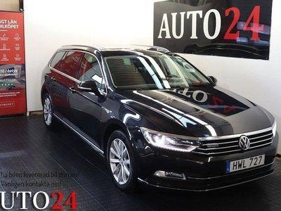 begagnad VW Passat TDI 4M Soltak LED-HIGH Skin