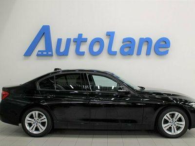 begagnad BMW 320 d Sedan Sport line Eu6 190hk
