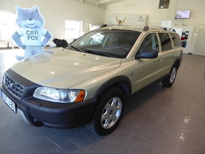 begagnad Volvo XC70 2.5T AWD Geartronic 210hk
