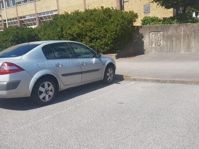 begagnad Renault Mégane 1.6 -04