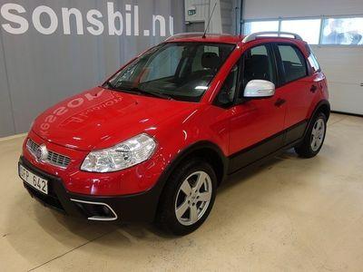 brugt Fiat Sedici 1,6 Bensin 4x4 120 Hk